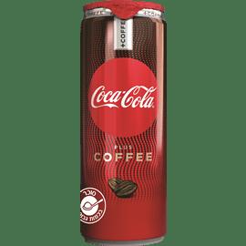 קוקה קולה עם קפה פחית