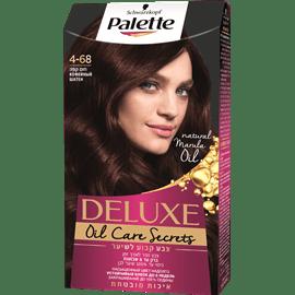 צבע לשיער פלטה קיט 4-68