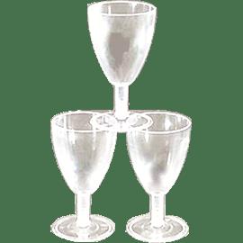 כוס יין+רגל