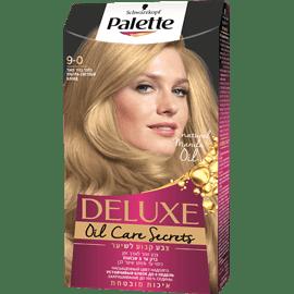 צבע לשיער פלטה קיט 9-0