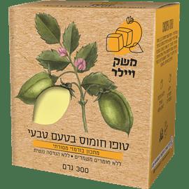 טופו חומוס בטעם טבעי