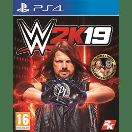 משחק WWE-2K-19 PS4