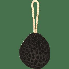 ספוג רחצה טבעי פחם במבוק