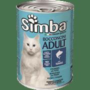 סימבה חתול שימור דג טונה