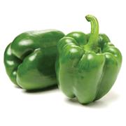 פלפל ירוק כהה