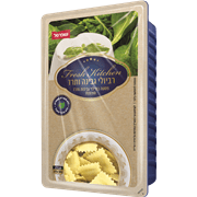 רביולי גבינה ותרד