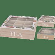 קופסת תה רומנס