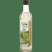 חומץ יין לבן אורגני גרין