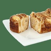 עוגת שמרים וניל שקדים