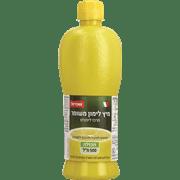 מיץ לימון שופרסל