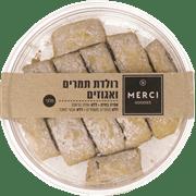 עוגיות רולדה תמר ואגוזים