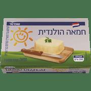 חמאה הולנדית שופרסל
