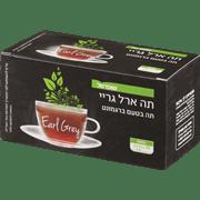 תה ארל גריי שופרסל