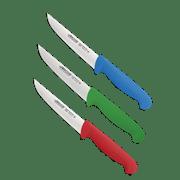 סכין ירקות ידית ירוקה