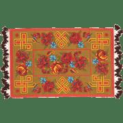 שטיח מודפס מוצאצ זית