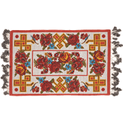 שטיח מודפס מוצאצ מלאנז'