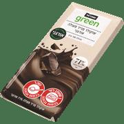 שוקולד מריר אורגני גרין