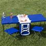 צידנית+שולחן קמפינג