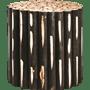 שולחן קפה עץ שחור