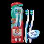 מברשת שיניים 360 סיבי M