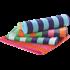 מגבת חוף מודפסת