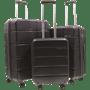 סט 3 מזוודות Rapture
