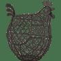 סל רשת מתכת תרנגול