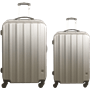 זוג מזוודות 1377 ABS