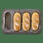 תבנית מיני בגט  Bread ba