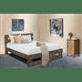 מיטה זוגית ברבור + מזרן
