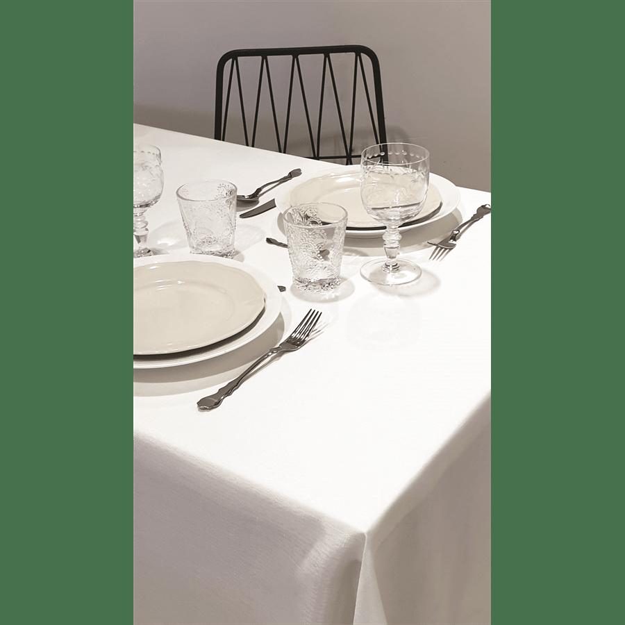 מפת שולחן פשתן