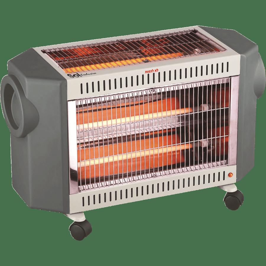 תנור חימום קוורץ 2200W