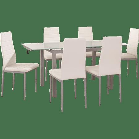 שולחן+6 כסאות