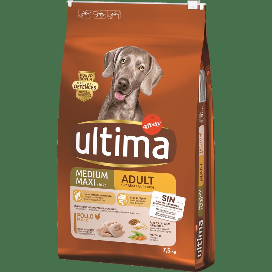 אולטימה מזון לכלב בוגר