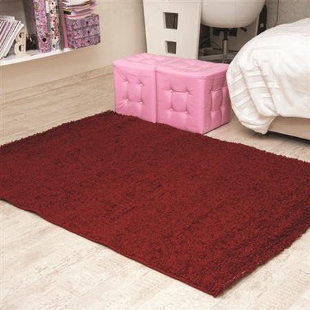 שטיח קוויבק שאגי אדום
