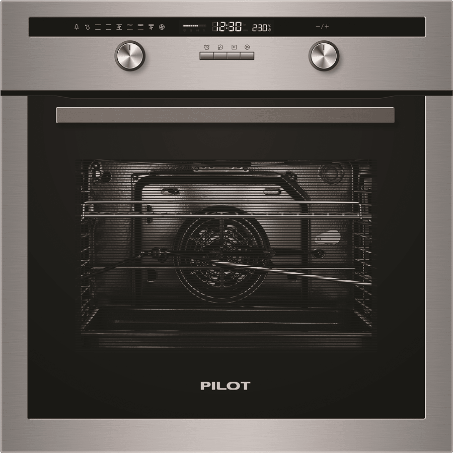 תנור בנוי דיגיטלי