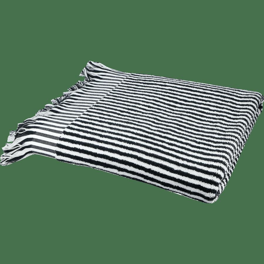 מגבת רחצה פסים