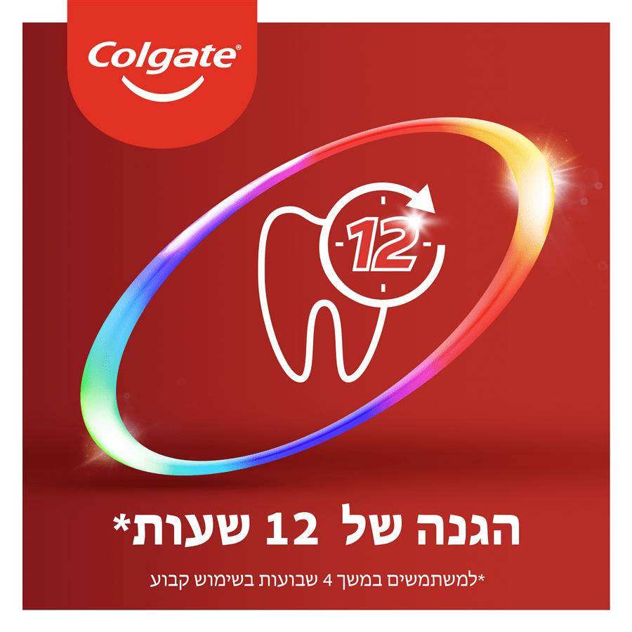 משחת שיניים טוטאל PRO GU