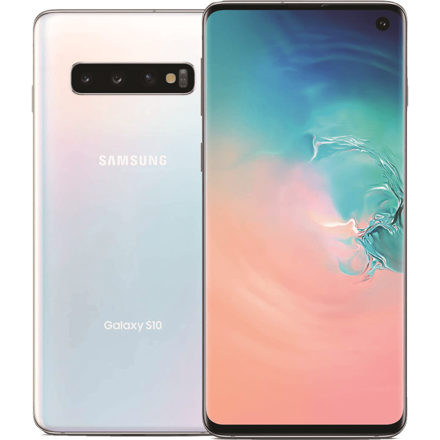 Samsung Galaxy S10 סילבר