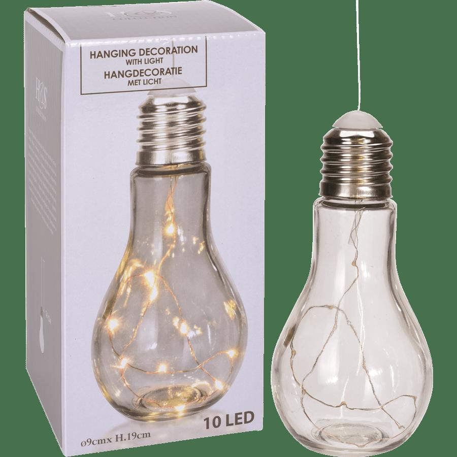 מנורת לד דקורטיבית