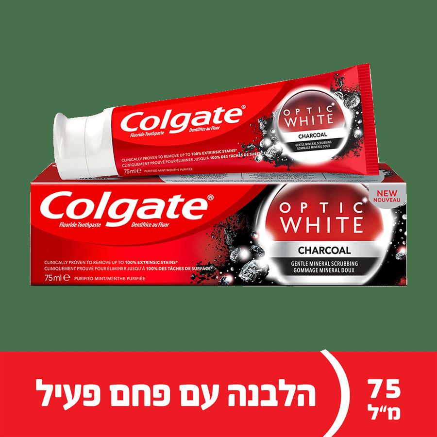 משחת שיניים אופטיק וייט
