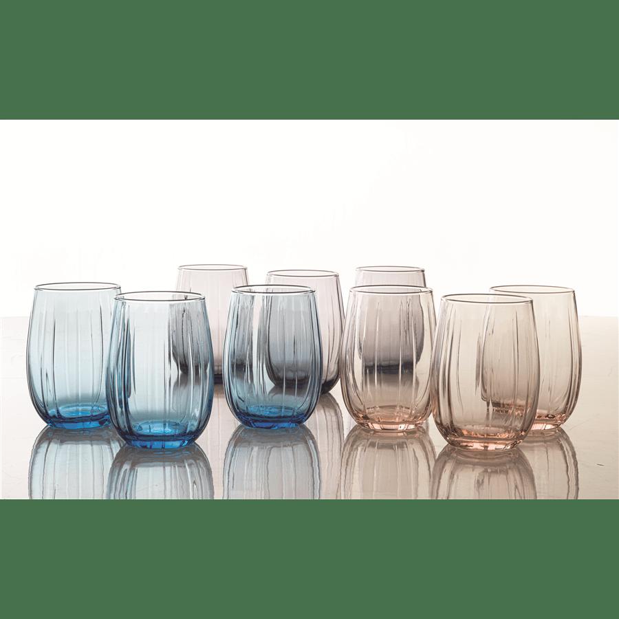 סט כוסות שתייה BLUE