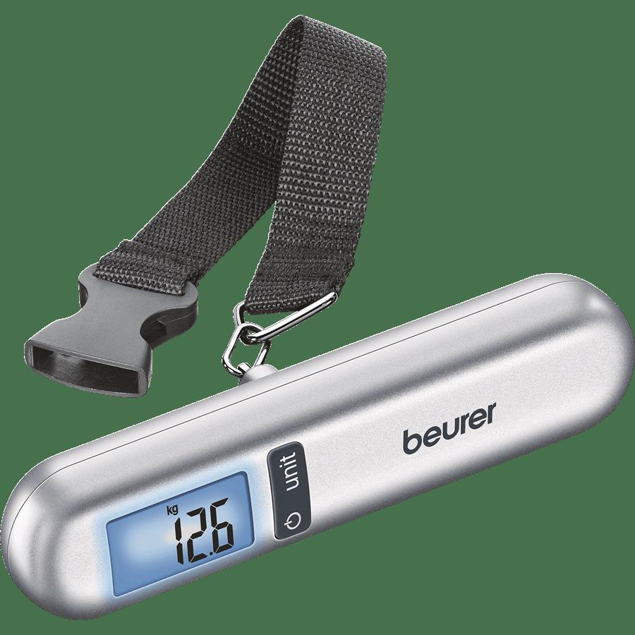 משקל מזוודות עם סרט מדיד