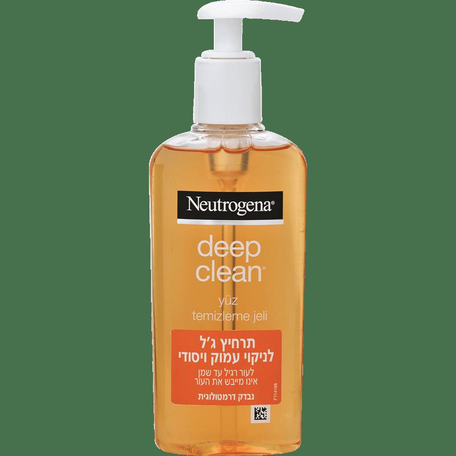 DEEP CLEAN תרחיץ לניקוי