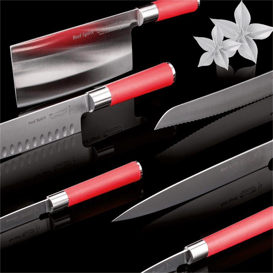 סכין שף Red Spirit Tanto