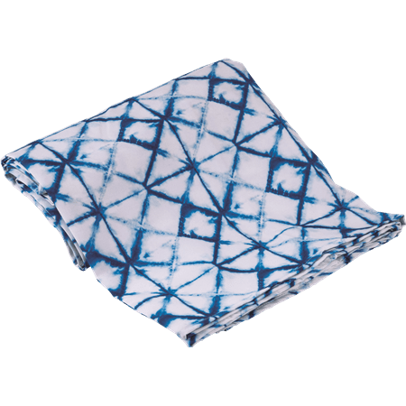 מפת שולחן משבצות כחול