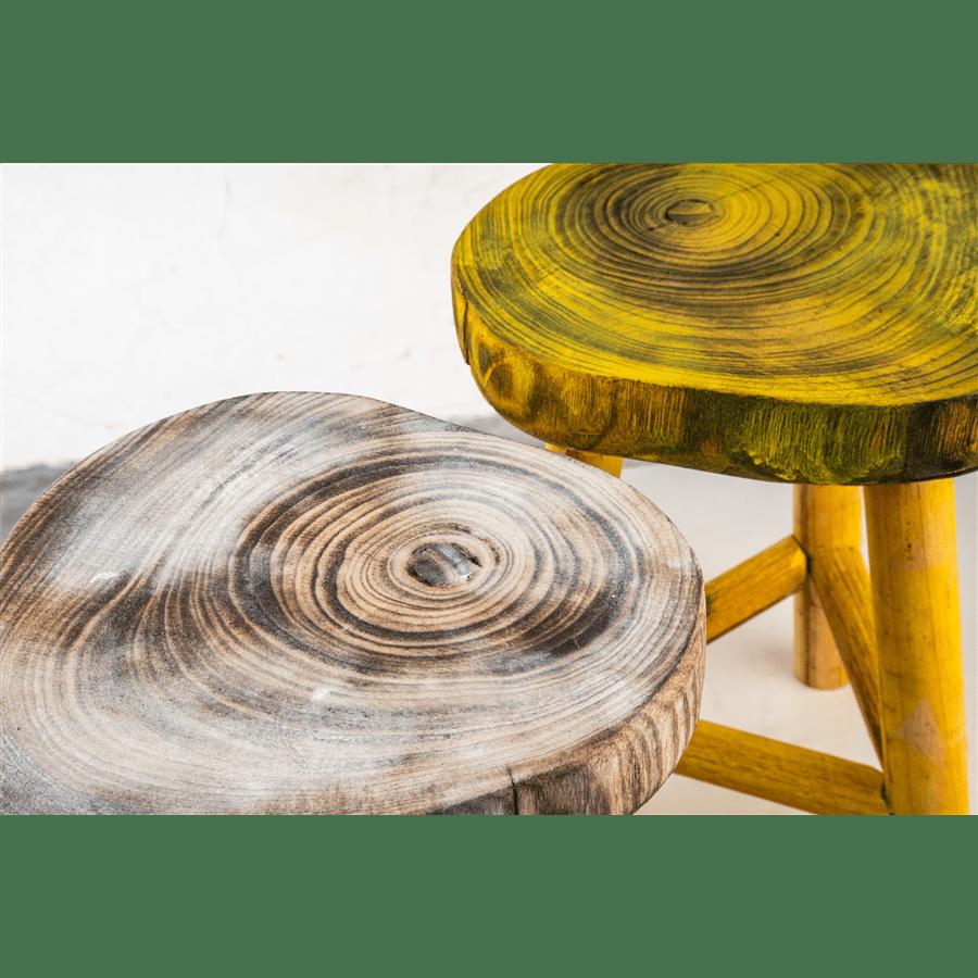 שרפרף עץ צבוע