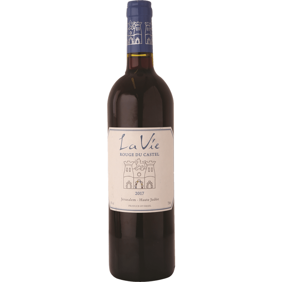 יין לה וי אדום קסטל