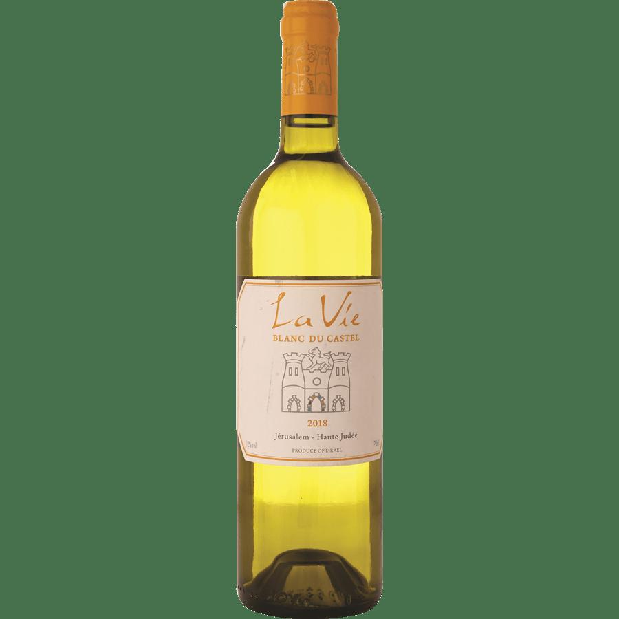יין לה וי לבן קסטל