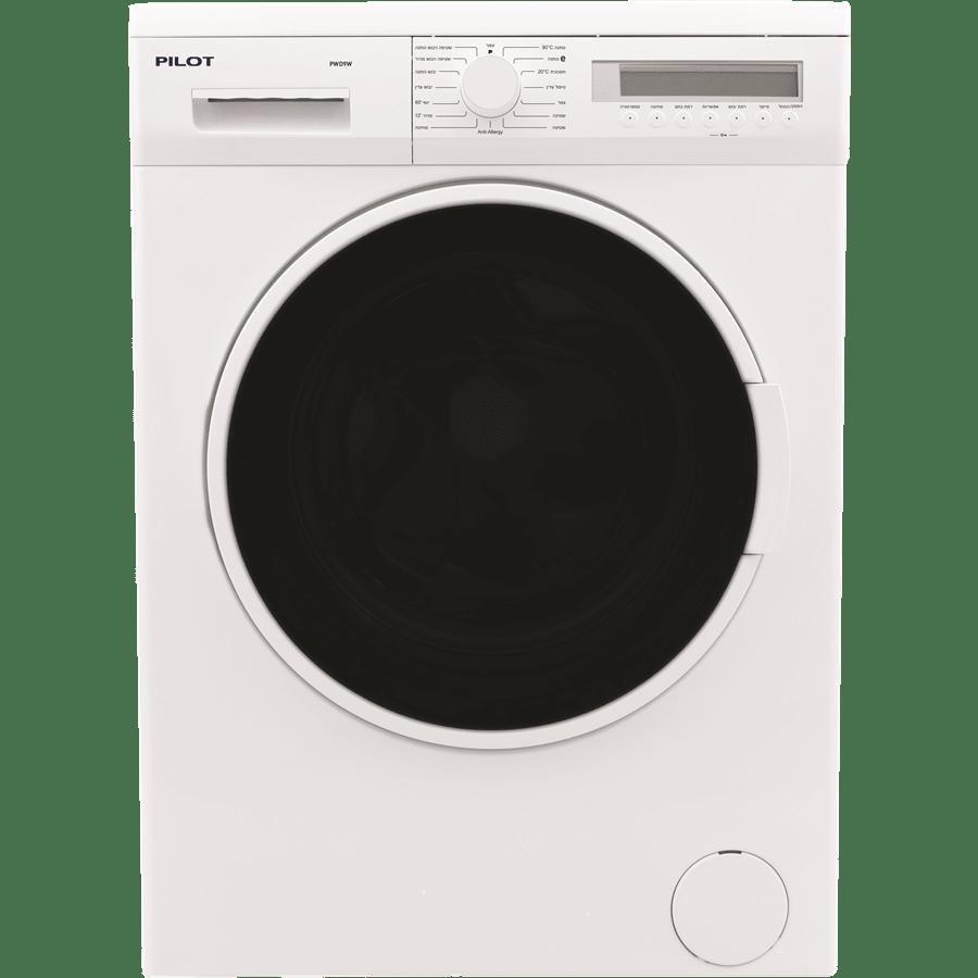 מכונת כביסה משולבת מייבש